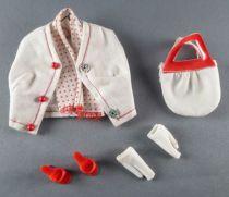 Barbie - Habillage Crisp N Cool - Mattel 1964 (ref.1604)