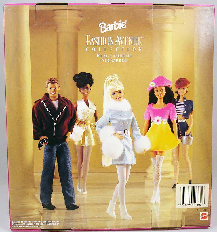 Barbie - Habillage Deluxe Fashion Avenue pour Ken - Mattel 1996 (ref.14307)