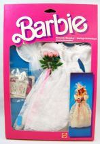 Barbie - Habillage Mariage Romantique - Mattel 1986 (ref.3105)