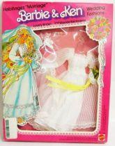Barbie - Habillage Marriage Mariée Ravissante - Mattel 1979 (ref.1416)