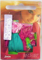 Barbie - Habillage Prêt-à-porter pour Barbie - Mattel 1986 (ref.3309)