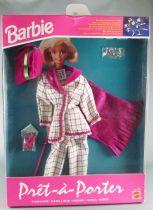 Barbie - Habillage Prêt-à-porter pour Barbie - Mattel 1993 (ref.10764)