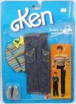 Barbie - Habillage Réversible Ken - Mattel 1985 (ref.2309)