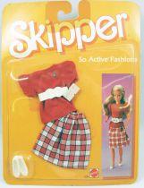 Barbie - Habillage So Active Fashions Skipper - Mattel 1985 (ref.2234)
