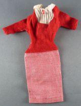 Barbie - Habillage Student Teacher - Mattel 1965 (ref.1622)