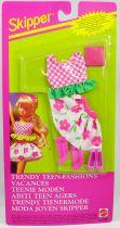 Barbie - Habillage Vacances pour Skipper - Mattel 1992 (ref.65259)