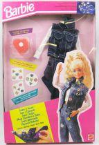 Barbie - Habillages Jean\'s Diamants - Mattel 1993 (ref.11727)