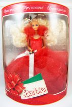Barbie - Happy Holidays Special Edition - Mattel 1988 (ref.1703)
