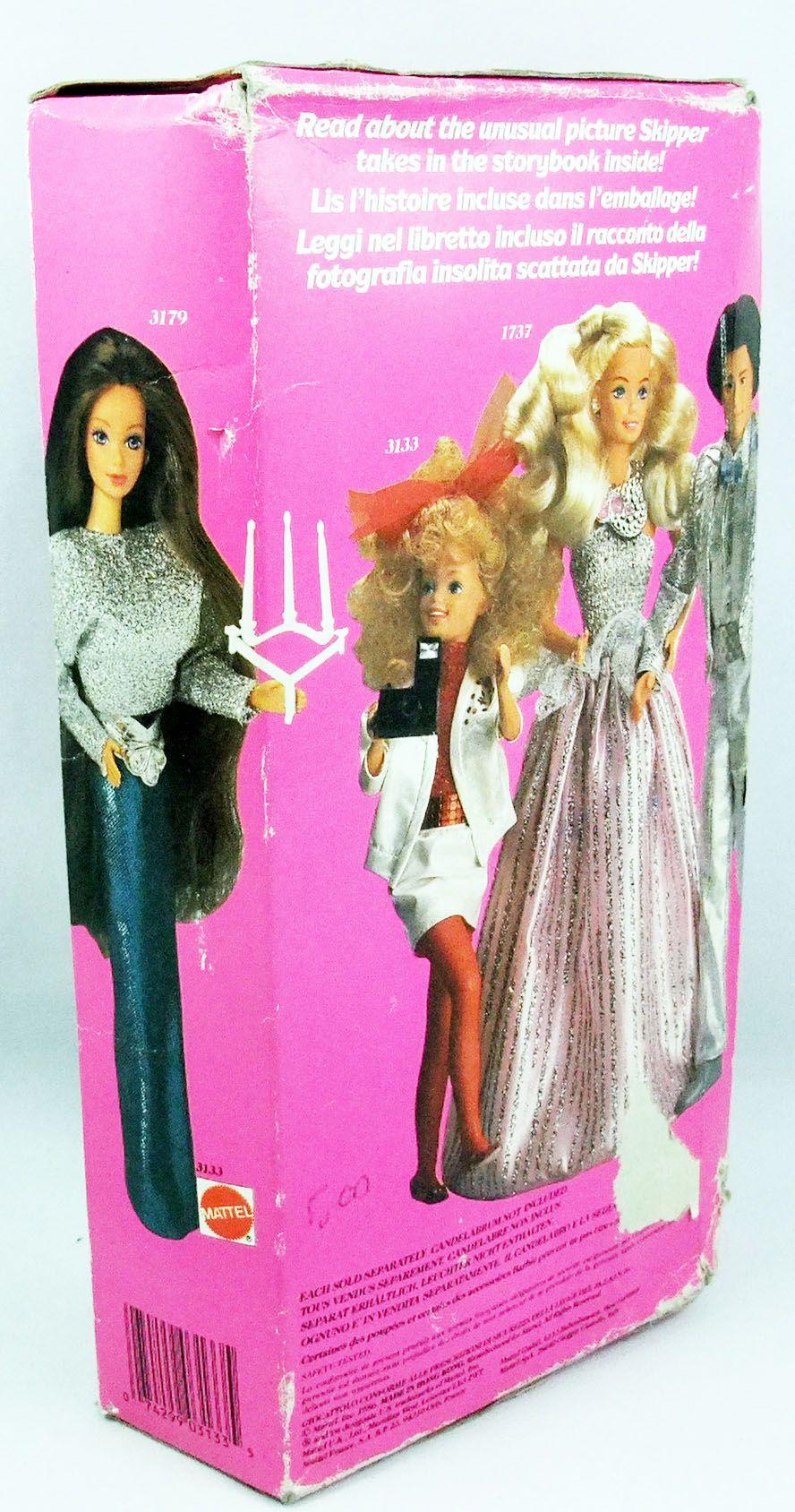 Barbie - Jewel Secrets Skipper Reporter - Mattel 1986 (ref.3133)