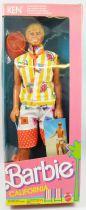 Barbie - Ken California - Mattel 1987 (ref.4441)