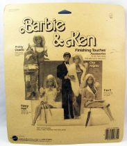Barbie - Ken Finishing touches (City Nights) - Mattel 1985 (ref.2774)