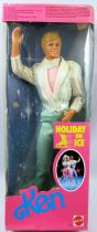 Barbie - Ken Holiday On Ice - Mattel 1989 (ref.7375)