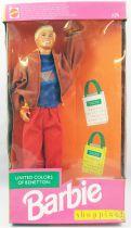 Barbie - Ken United Colors of Benetton Shopping! - Mattel 1991 (ref.4876)