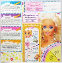 Barbie - Le Calendrier de Barbie Année 1995