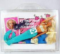 "Barbie - Mermaid Barbie ""Arena Swimsuits 20th anniversary\"" - Mattel 1990"