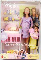 Barbie - Midge et Bébé - Mattel 2003 (ref. 56663)