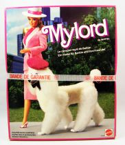 Barbie - My Lord - Le Caniche Royal - Mattel 1984 (ref.7928)