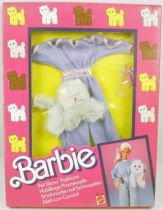 Barbie - Habillage Promenade Barbie - Mattel 1986 (ref.3661)