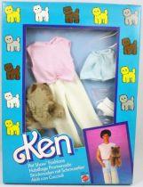 Barbie - Habillage Promenade Ken - Mattel 1986 (ref.3665)