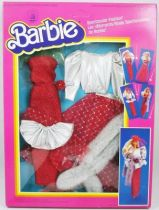 Barbie - Vêtements Mode Spectaculaires - Mattel 1983 (ref.7217)