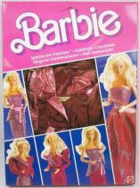 Barbie - Habillages Coordonné - Mattel 1984 (ref.9146)