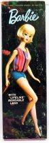 Barbie - Teenage Fashion Model (American Girl Blond) - Mattel 1964 (ref.1163) - German Market Exclusive