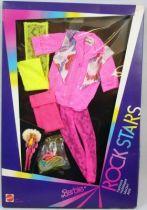 Barbie Rock Stars - Habillages Fashions - Mattel 1985 (ref.1175)