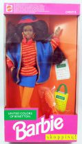 Barbie - United Colors of Benetton Shopping! Christie - Mattel 1991 (ref.4887)