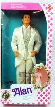 Barbie at Midge Wedding - Alan Groom of Midge - Mattel 1990 (ref.9607)