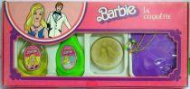 Barbie Beauty Set - \'\'Barbie to the conquest\'\' - Mattel 1977 (ref.10/503)