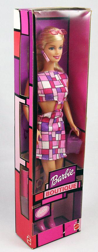 Barbie Boutique - Mattel 2000 ref. 28313 (1)
