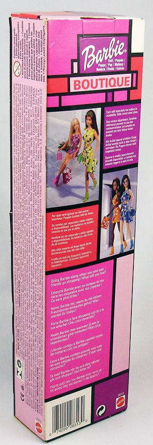 Barbie Boutique - Mattel 2000 ref. 28313 (2)