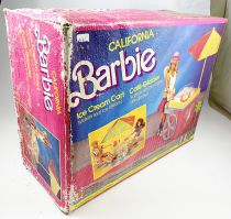 Barbie California Café-Glacier - Mattel 1987 (ref.5163)