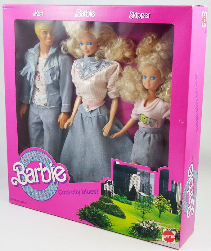 barbie_cool_city_blues_set__ken__barbie__skipper___mattel_1989_ref.4893__1_