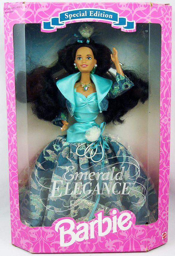 Barbie Emerald Elegance - Mattel 1994 (ref.12323)