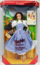 Barbie en Dorothy dans Le Magicien d\'Oz - Mattel 1994 (ref.12701)