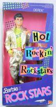 Barbie Rock Stars - Derek Hot Rockin\' Fun - Mattel 1986 (ref.3173)