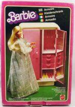 Barbie\'s Armoire - Mattel 1978 (ref.2153)