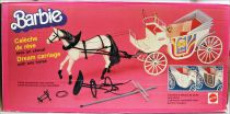 Barbie\'s Dream Carriage with one horse - Mattel 1982 (ref.5440)