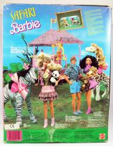 Barbie Safari - La Girafe - Mattel 1988 (ref.1395)