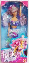 Barbie Sirène Princesse - Mattel 1993 (ref.11570)