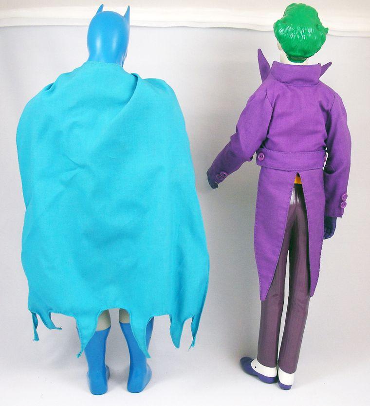 Batman - Poupées vinyl 37cm Batman & The Joker - Hamilton Gifts 1988 (1)