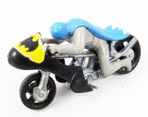 Batman - Corgi Junior Ref.28 - Batman sur Batcycle (occasion)