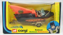 Batman - Corgi Ref.107 1976 - Batboat 1/36ème (en boite)