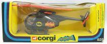 Batman - Corgi Ref.925 1976 - Batcopter (in box)