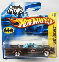Batman - Mattel Hot Wheels - Batmobile 1966 TV Series