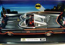 Batman - Mattel Hot Wheels Elite - 1966 TV Series Batmobile 1/18ème