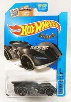 Batman - Mattel Hot Wheels Showdown - Batman Arkham Asylum Batmobile (HW City)