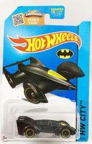 Batman - Mattel Hot Wheels Showdown - Batman Live! Batmobile (HW City)