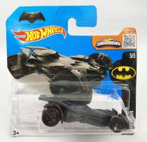 Batman - Mattel Hot Wheels Showdown - Batmobile (Batman vs Superman)